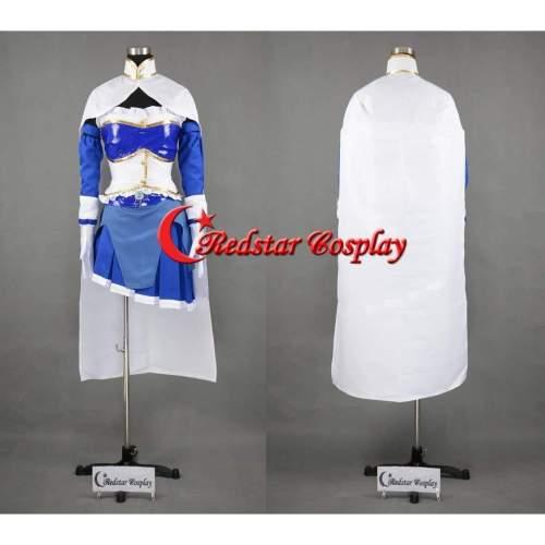 Magical Girl Puella Magi Madoka Magica Sayaka Miki Cosplay Costume Custom In Any Size