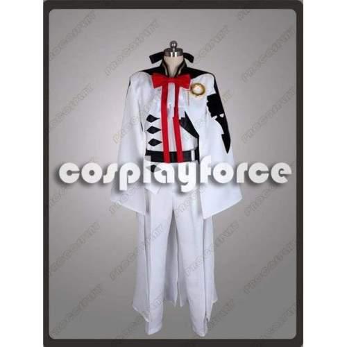 Seraph of the End Ferid Bathory Cosplay Costume mp002526