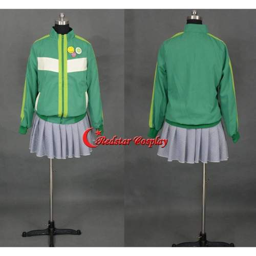 Persona 4 Chie Satonaka Cosplay Costume Persona 4 School Uniform Custom In Sizes