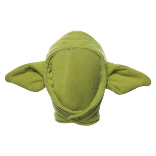Star Wars The Mandalorian Baby Yoda Velcro Headgear For Kids Cosplay Props