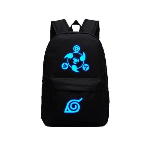 Japanese Anime Naruto 17  Limunous Backpack