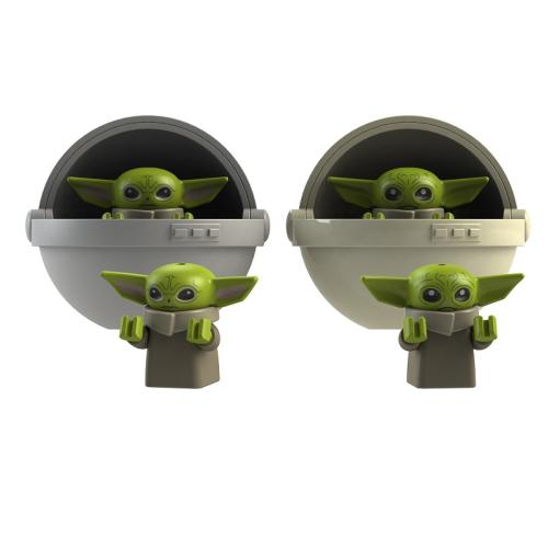 Star Wars The Mandalorian Baby Yoda Grogu Building Blocks Toys