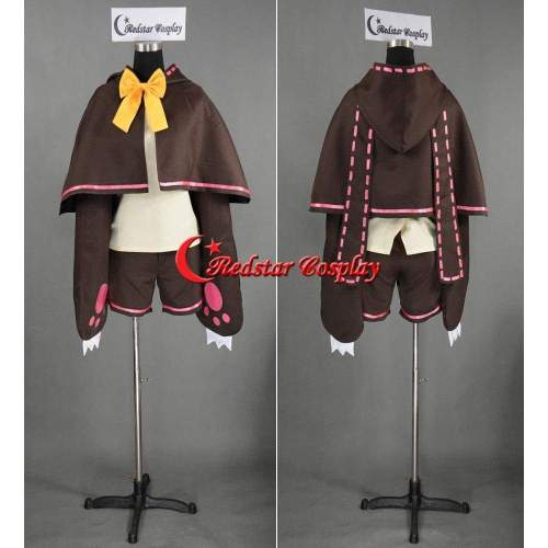 Vocaloid Rin Cosplay Costume - Costume Made In Any Size