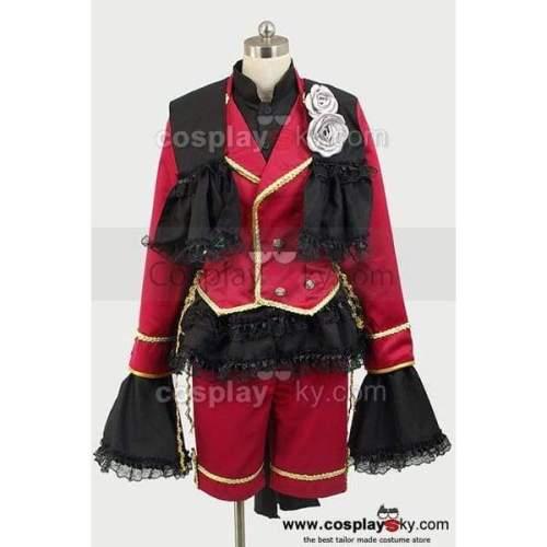 Black Butler Kuroshitsuji Ciel Phantom Cosplay Costume