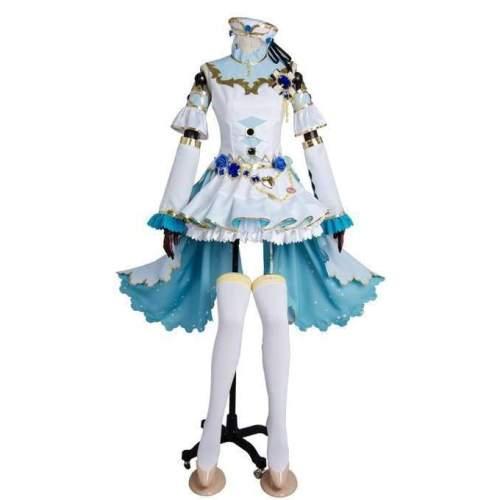 Lovelive! Minami Kotori Birthstone Set Kotori Minami Dress Cosplay Costume
