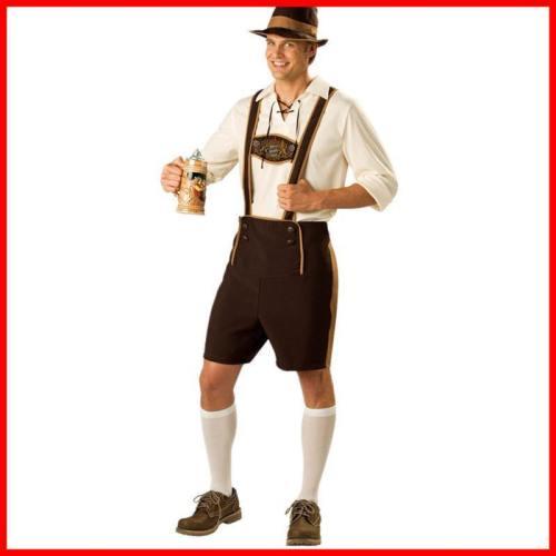 The Munich Oktoberfest Men Uniform Bavaria Beer Costume