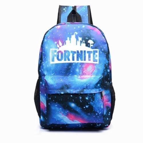 Fortnite Schoolbag Backpack Halloween Party Props