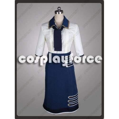 Bioshock Infinite Heroine Daisy Fitzroy Cosplay Costume