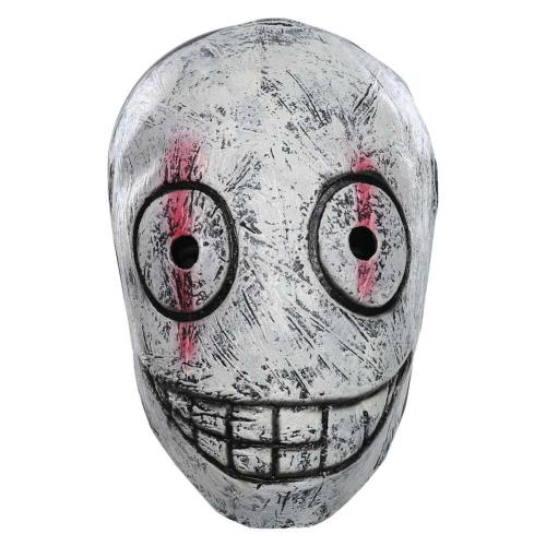 Video Game Dead By Daylight Legion Frank Latex Face Cover Cosplay Accessories
