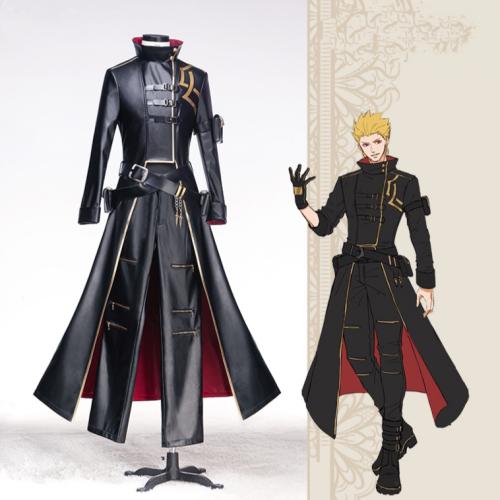 Flash Fate Grand Order Fate Gilgamesh Full Sets Cosplay Costumes