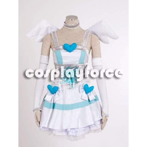 Panty & Stocking with Garterbelt Stocking Transformational Cosplay Costume mp002385