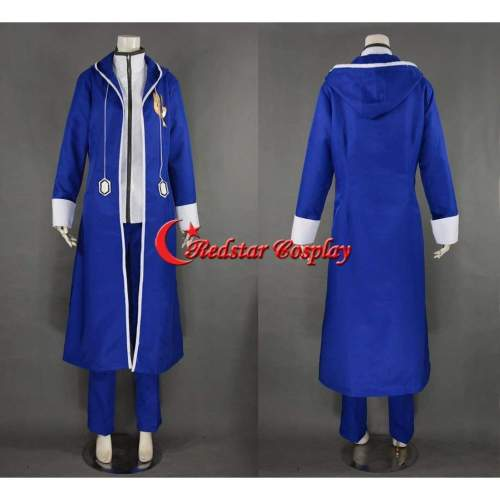 Jellal Fernandes Cosplay Costume From Fairy Tail Anime Custom In Any Size