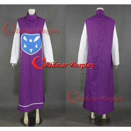 Toriel Goat Mom Cosplay Costume From Undertale