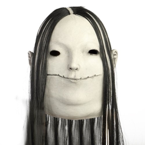 Scary Stories To Tell In The Dark Halloween Mask Latex