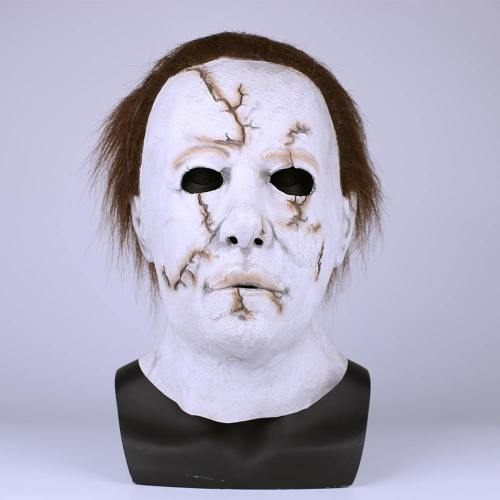 Scary Michael Myers Cosplay Mask  Halloween Party Mask