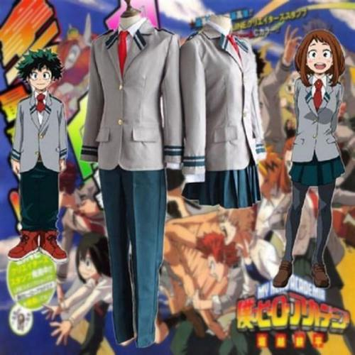 My Hero School The Scorching The Green Valley The Long Term Costume