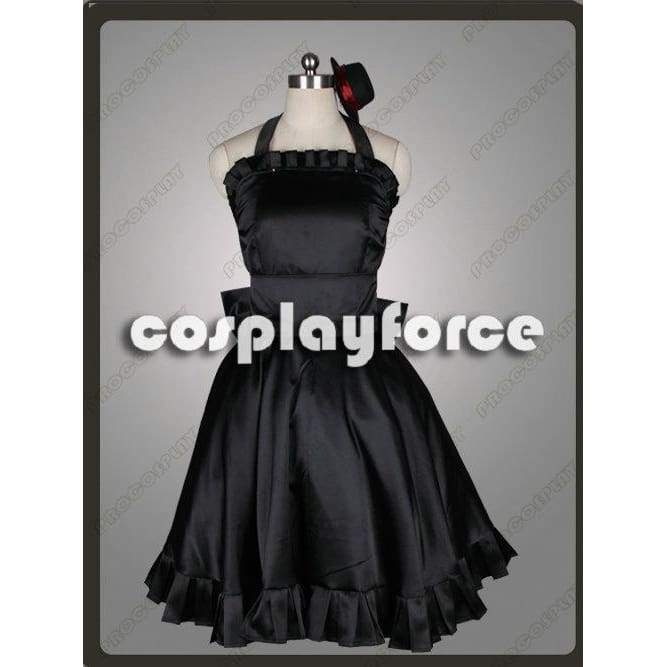 K-On Mio Cosplay Costumes (Dress Versions)