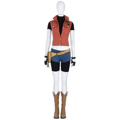 Resident Evil 7:Biohazard 7 Claire Cosplay Costume