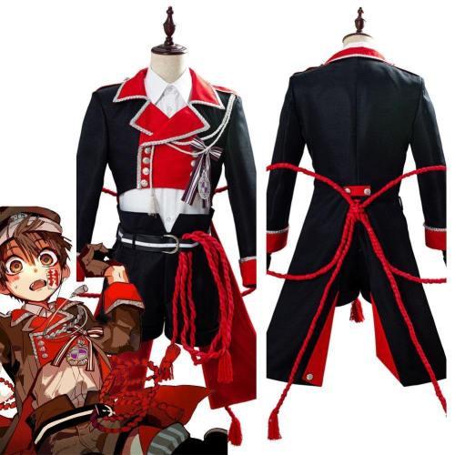 Hanako-Kun Toilet-Bound Hanako-Kun Suit Cosplay Costume