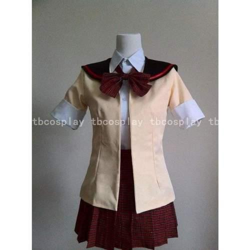 Akuma no Riddle Sagae Haruki Uniform Cosplay Costume