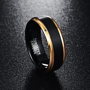 Eternity Tungsten Ring