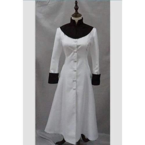 Kekkai Sensen White Cosplay Costume Any Size
