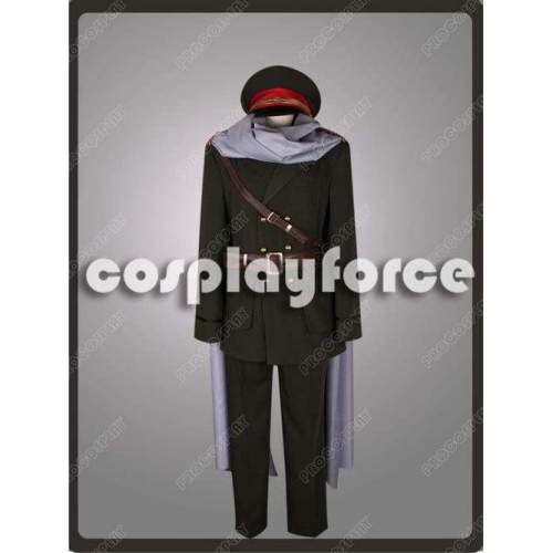 Hetalia:Axis Powers The Soviet Union Russia Cosplay Costume Mp002890