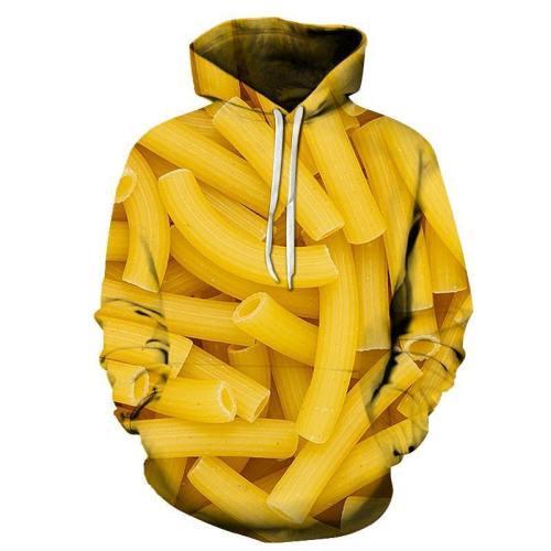 Ready To Make Pasta 3D - Sweatshirt, Hoodie, Pullover