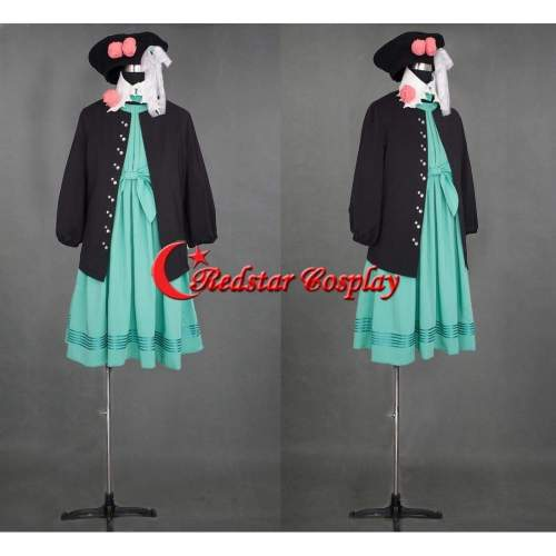 Anime Amnesia Heroine Dress Academy Collage School Uniform Cosplay Costumes