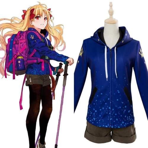 Fate/Grand Order Ereshkigal Cosplay Costume Fgo Third Anniversary Outfit