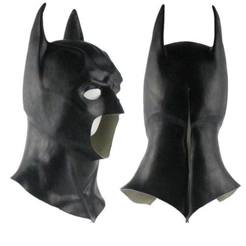 The Movie Batman V Superman: Dawn Of Justice Wayne Cosplay Full Face Latex Mask