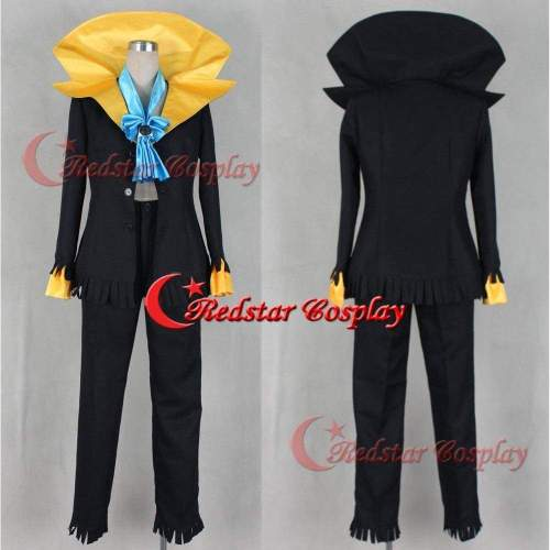 One Piece Dead Bones Brook Suit Cosplay Costume