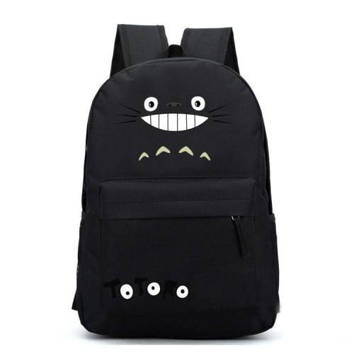 Anime Comics Totoro 17  Backpack For Teens