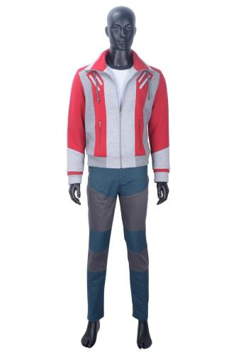 Titans Garfield Logan Beast Boy Outfit Cosplay Costume