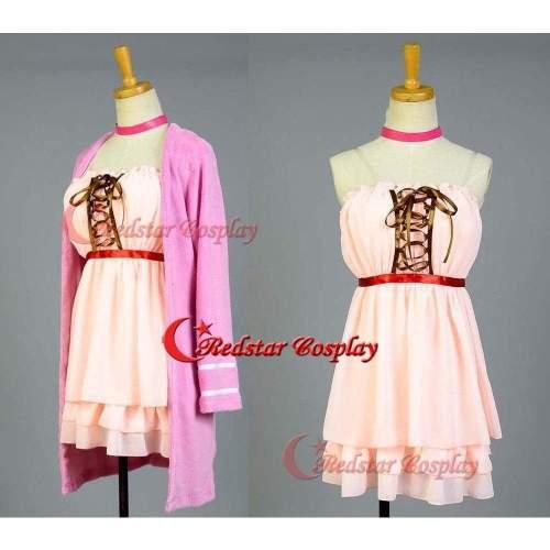 K Project Return Of Kings Neko Cat Halloween Cosplay Costume Dress Uniform Suit