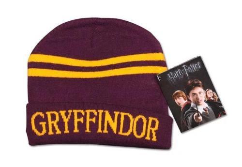 Cosplay Harry Potter Gryffindor/Hufflepuff/Slytherin/Ravenclaw Winter Warm Hat