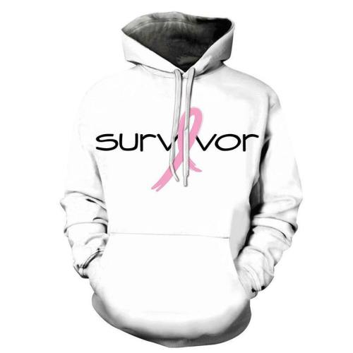 Survivor Bca 3D - Sweatshirt, Hoodie, Pullover