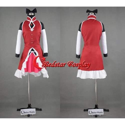 Magical Girl Puella Magi Madoka Magica Manga  Kyoko Sakura Cosplay Costume Dress Custom In Any Size