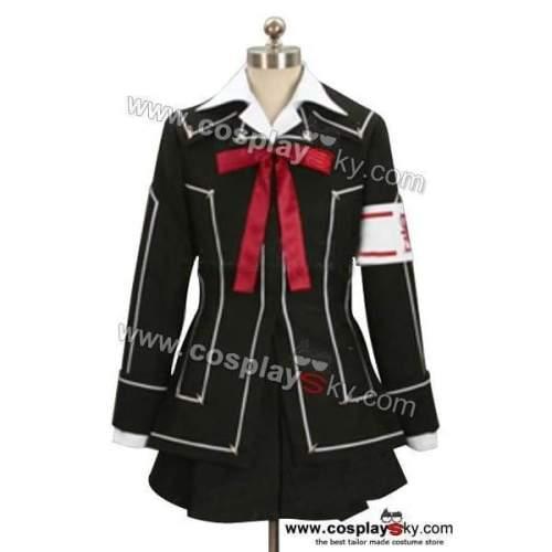 Vampire Knight Day Class Girl Kurosu Yuuki Cosplay Costume