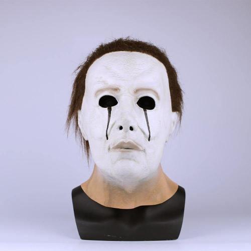 Michael Myers Mask Horror Movie Halloween Cosplay Mask