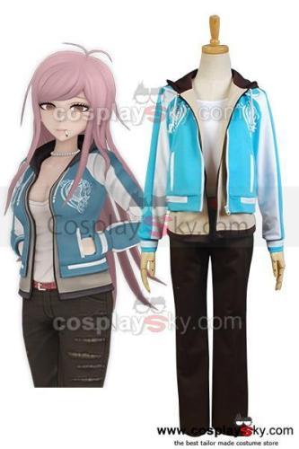 Zettai Zetsub? Sh?Jo: Danganronpa Anotherepisode Hiroko Hagakure Outfit Cosplay Costume