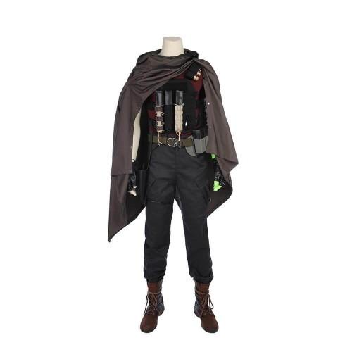 Deadpool 2 Nathan Summers Costume