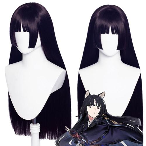 Arknights Saga Heat Resistant Synthetic Hair Carnival Halloween Party Props Cosplay Wig