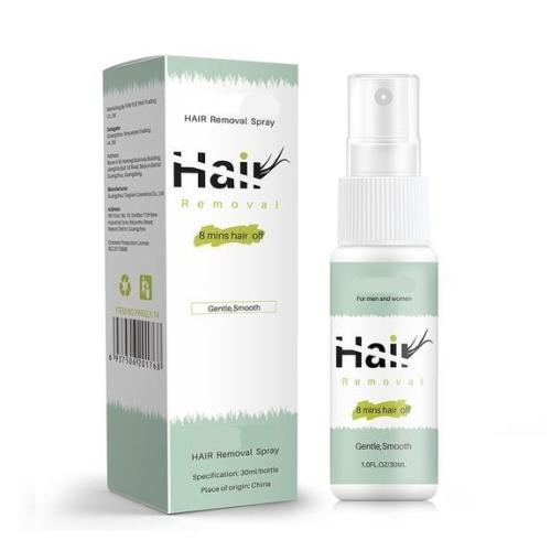 Painless Hair Removal Spray
