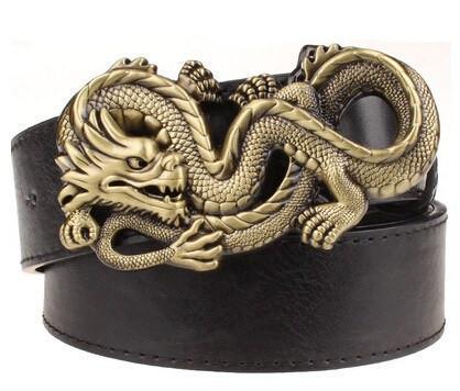Dragonborn Leather Belt
