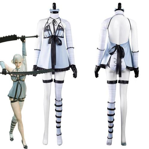 Nier Replicant Kaine Outfits Halloween Carnival Suit Cosplay Costume