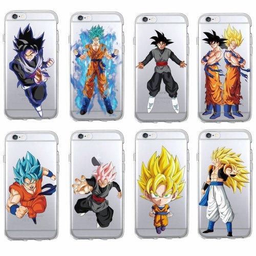 Dragon Ball Z Artistic Iphone Case