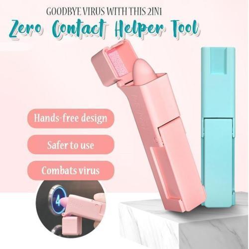 Zero Contact Helper Tool