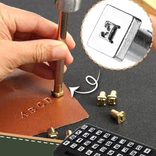 Diy Stamping Leather Tool