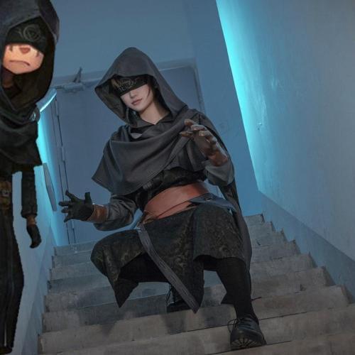 Game Identity V Diviner Prophet Cosplay Costumes Seer Eli Clark Cosplay Costume Survivor Original Skin Cos Clothes